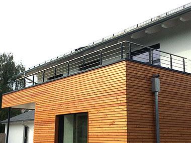 balkongel nder spenglerei und metallbau in seeon traunreut und stein an der traun. Black Bedroom Furniture Sets. Home Design Ideas